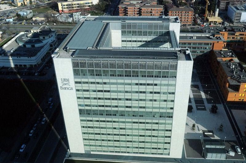 Il quartier generale di Ubi Banca nella nostra città - © www.giornaledibrescia.it
